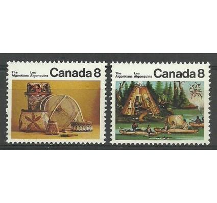 Znaczek Kanada 1973 Mi 519-520 Czyste **