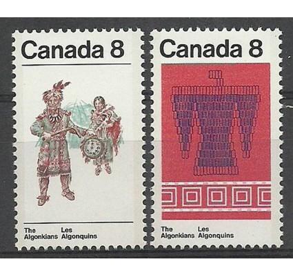 Znaczek Kanada 1973 Mi 545-546 Czyste **