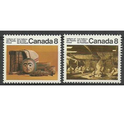Znaczek Kanada 1974 Mi 547-548 Czyste **