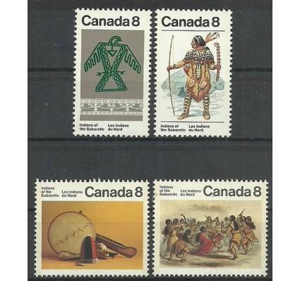 Znaczek Kanada 1975 Mi 587-590 Czyste **