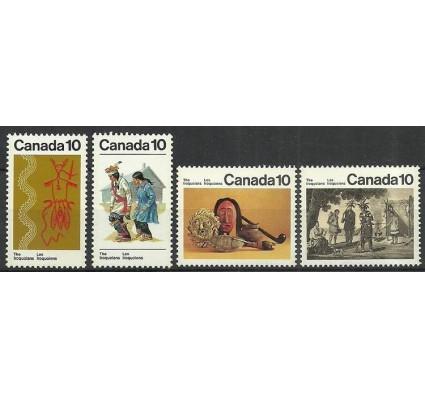 Znaczek Kanada 1976 Mi 637-640 Czyste **