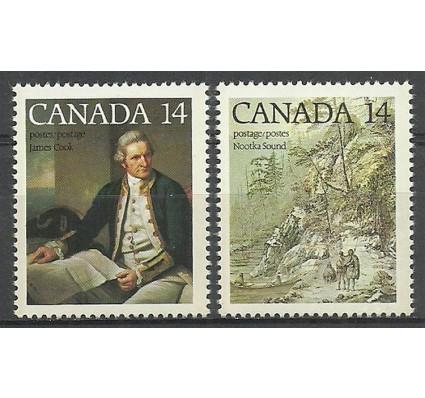 Znaczek Kanada 1978 Mi 687-688 Czyste **