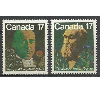 Znaczek Kanada 1981 Mi 806-807 Czyste **