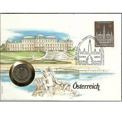 Znaczek Austria 1983 Mi 1752 FDC
