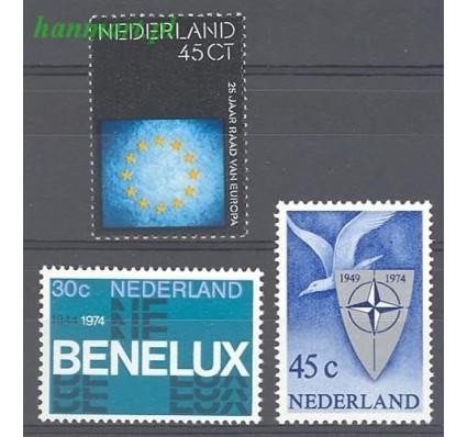 Holandia 1974 Mi 1035-1037 Czyste **