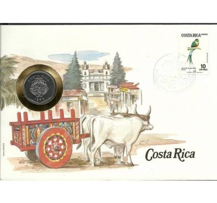 Znaczek Kostaryka 1984 Mi 1212 FDC