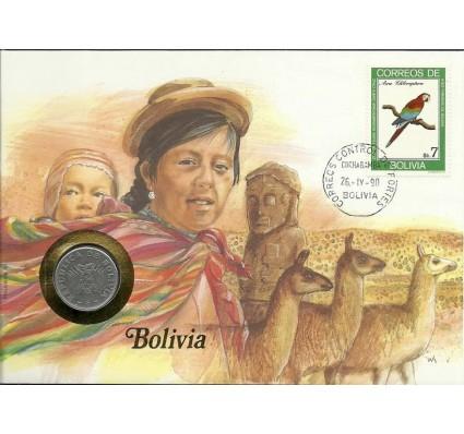 Znaczek Boliwia 1981 Mi 970 FDC
