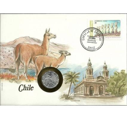 Znaczek Chile 1984 Mi 1050 FDC