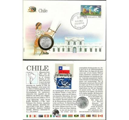 Znaczek Chile 1986 Mi 1122 FDC