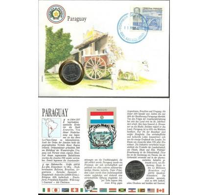 Znaczek Paragwaj 1983 Mi 3603 FDC