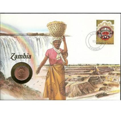 Znaczek Zambia 1992 Mi 601 FDC