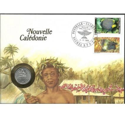 Znaczek Nowa Kaledonia 1988 Mi 775+821 FDC