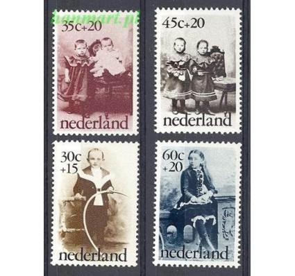 Holandia 1974 Mi 1039-1042 Czyste **