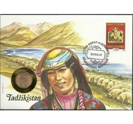 Znaczek Tadżykistan 1993 Mi 13 FDC