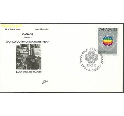 Znaczek Kanada 1983 Mi 866 FDC