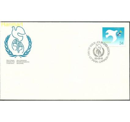 Znaczek Kanada 1986 Mi 1010 FDC