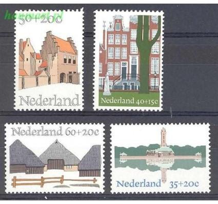 Holandia 1975 Mi 1048-1051 Czyste **