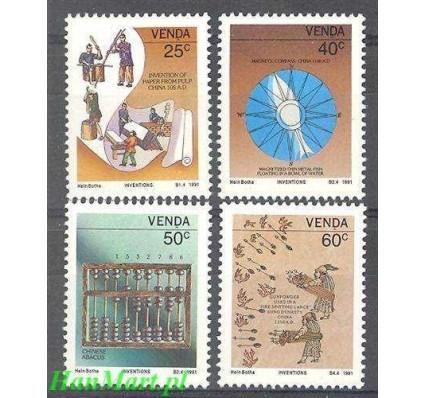 Znaczek Venda 1991 Mi 221-224 Czyste **