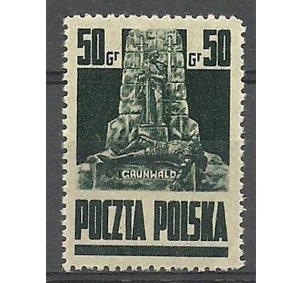 Znaczek Polska 1944 Mi 384 Fi 343 Czyste **