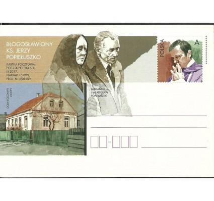 Znaczek Polska 2017 Fi Cp 1783 Całostka pocztowa