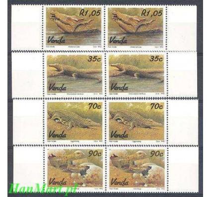 Znaczek Venda 1992 Mi 246-249 Czyste **