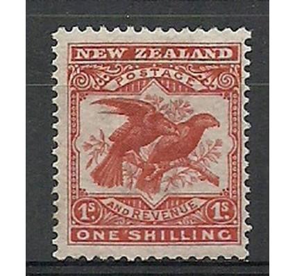 Znaczek Nowa Zelandia 1907 Mi 120D Z podlepką *