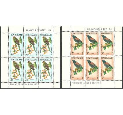 Znaczek Nowa Zelandia 1962 Mi ark 422-423 Z podlepką *