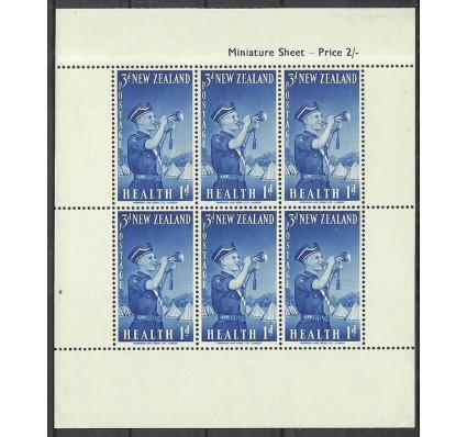 Znaczek Nowa Zelandia 1958 Mi ark 375 Z podlepką *