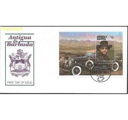 Znaczek Antigua i Barbuda 1994 Mi bl303 FDC