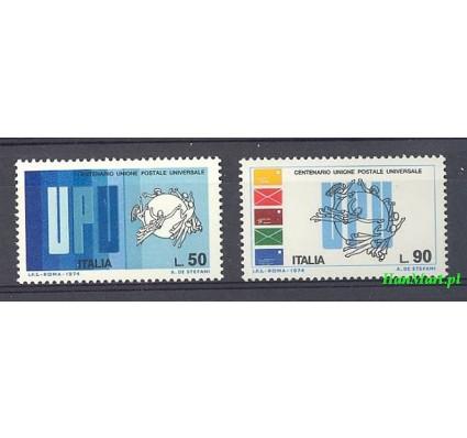 Włochy 1974 Mi 1465-1466 Czyste **