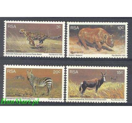 Republika Południowej Afryki 1976 Mi 500-503 Czyste **