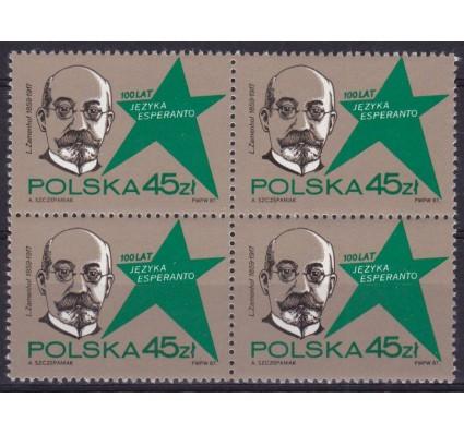 Znaczek Polska 1987 Mi 3104 Fi 2956 Czyste **