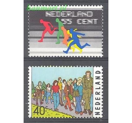 Znaczek Holandia 1976 Mi 1077-1078 Czyste **