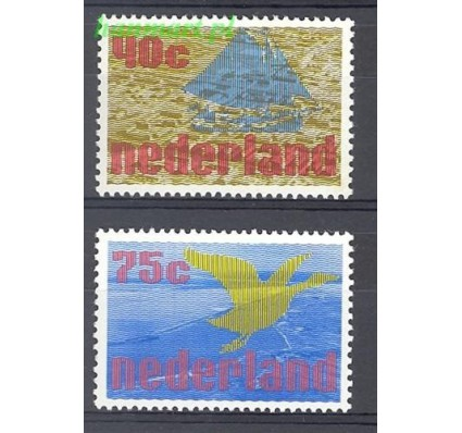 Holandia 1976 Mi 1079-1080 Czyste **