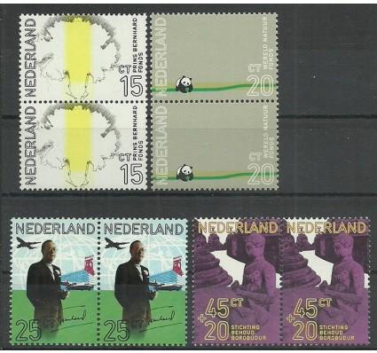 Znaczek Holandia 1971 Mi 965-968 Czyste **