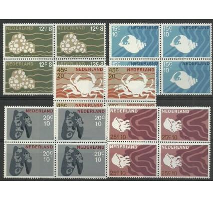 Znaczek Holandia 1967 Mi 873-877 Czyste **