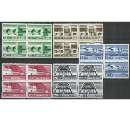 Znaczek Holandia 1968 Mi 894-898 Czyste **