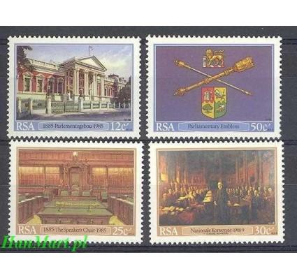 Republika Południowej Afryki 1985 Mi 670-673 Czyste **