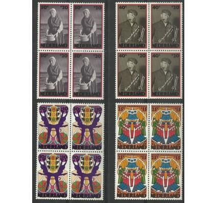 Znaczek Holandia 1974 Mi 1026-1029 Czyste **