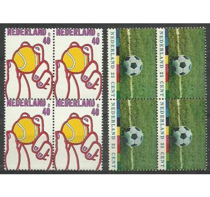 Znaczek Holandia 1974 Mi 1030-1031 Czyste **