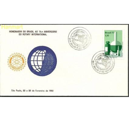 Znaczek Brazylia 1977 Mi 1591 FDC
