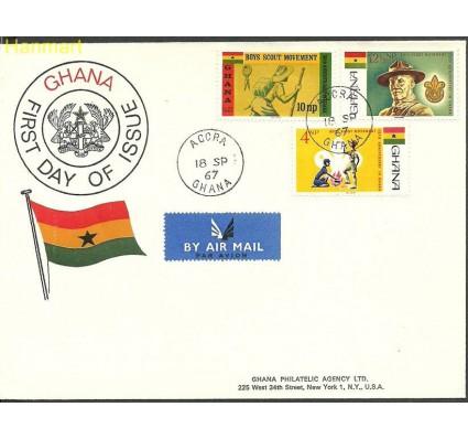 Znaczek Gambia 1992 Mi 1303+1306+1308-1309 FDC