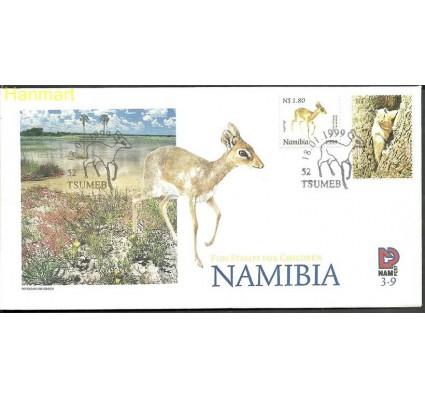 Znaczek Namibia 1999 Mi 970-971 FDC