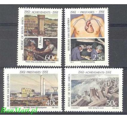 Republika Południowej Afryki 1991 Mi 818-821 Czyste **