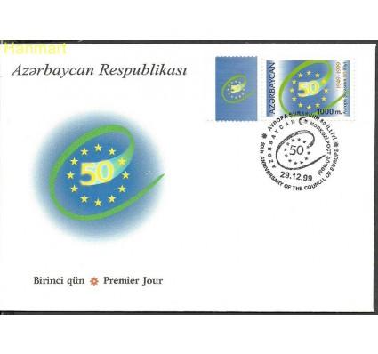 Znaczek Azerbejdżan 1999 Mi 460 FDC