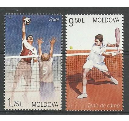 Znaczek Mołdawia 2017 Mi 1015-1016 Czyste **