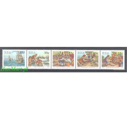 Znaczek Republika Południowej Afryki 1992 Mi 834-838 Czyste **