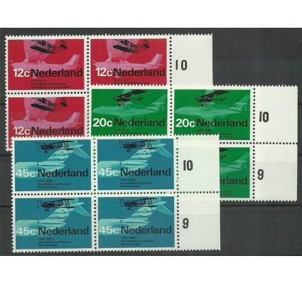Znaczek Holandia 1968 Mi 902-904 Czyste **