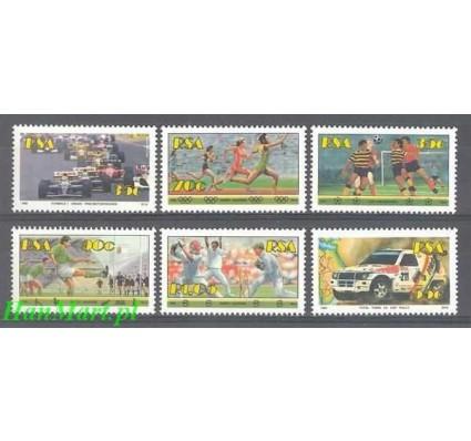 Znaczek Republika Południowej Afryki 1992 Mi 839-844 Czyste **