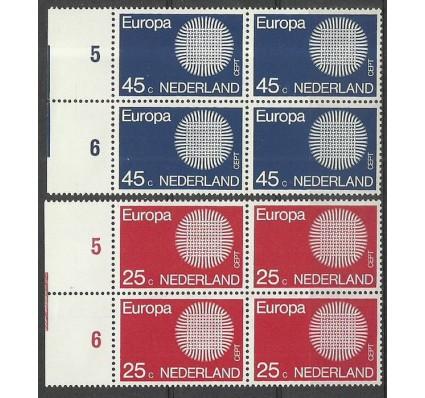 Znaczek Holandia 1970 Mi 942-943 Czyste **